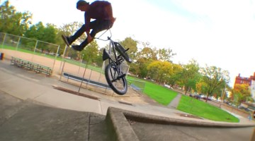 Kink BMX Saturday Selects Tony Hamlin Squash It BMX video