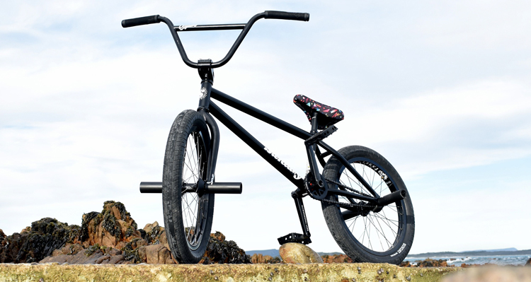 Murray Loubser Odyssey BMX Sunday Bikes