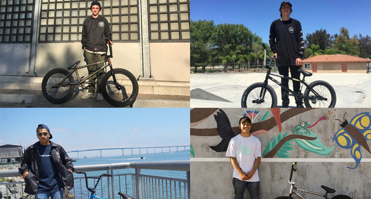 Odyssey Adds A Bunch Of Flow Team Riders