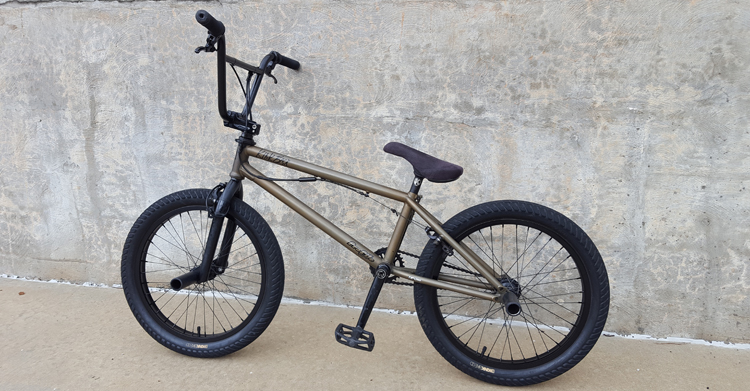 Profile Racing – Kent Pearson Bike Check
