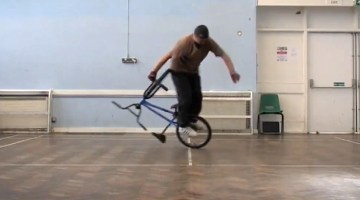 Ride On Talks To Effraim Catlow BMX video