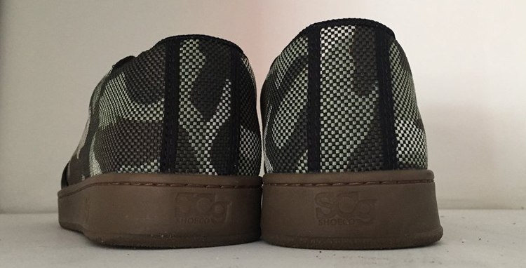 SCg Shoe Co. LoPro Tactical