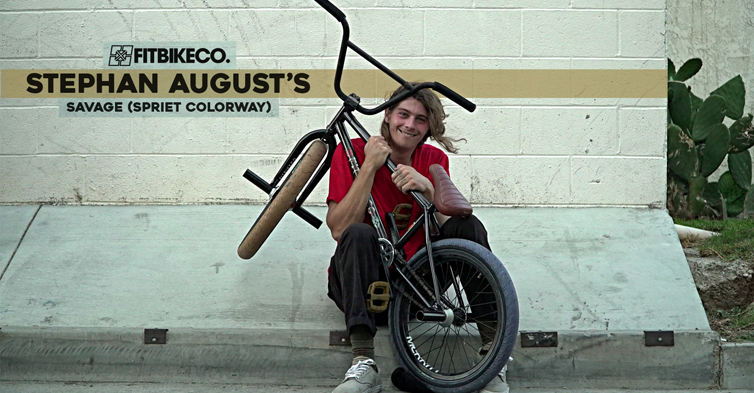 Fit Bike Co. – Stephan August Bike Check
