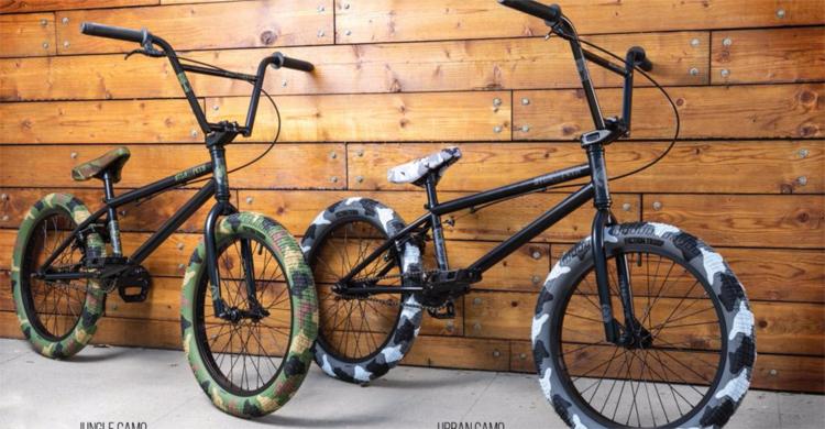 Stolen Bikes / Fiction BMX – 2018 Catalog