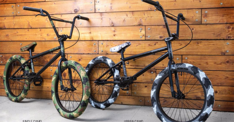 Stolen Bikes / Fiction BMX – 2018 Catalog