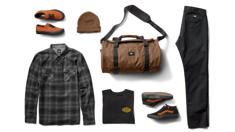 Vans BMX Dakota Roche Authentic Pro Kit