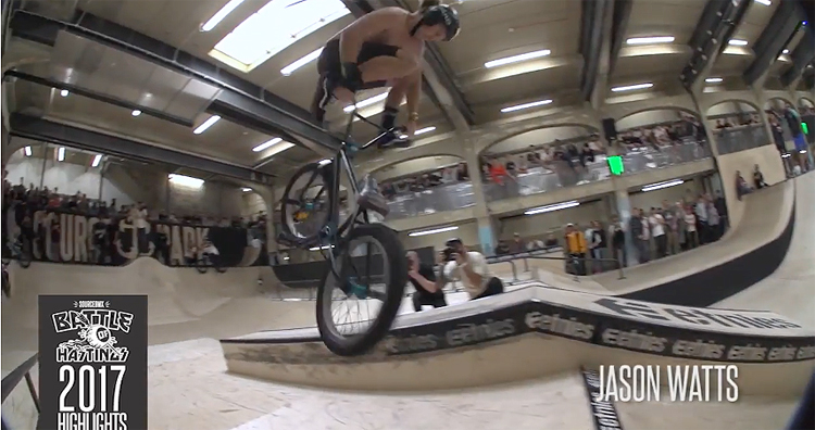 Source BMX – Battle of Hastings 2017 Highlights