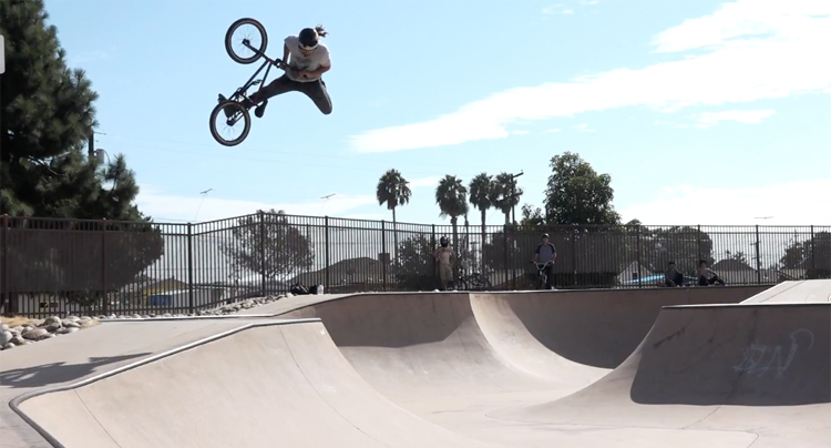 Colony BMX – Nathan Sykes Summer 2017 Video