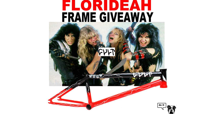 FloriDeah – Cult Frame Giveaway