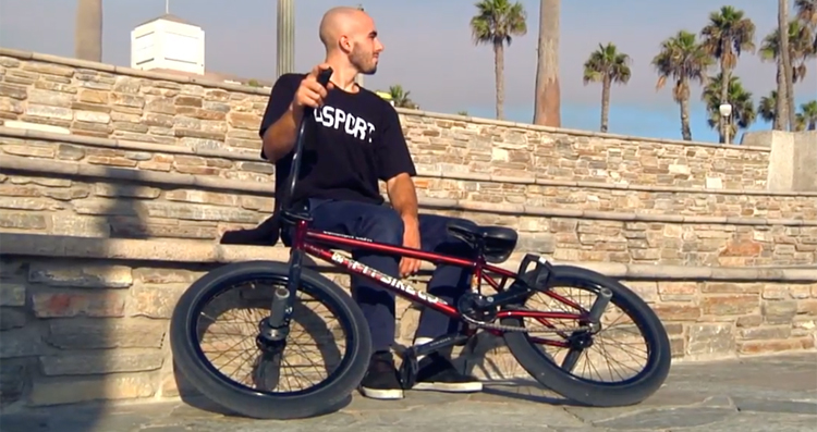 GSport – Ethan Corriere Rides Rollcage Rims