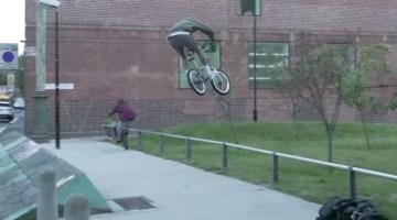 In The Cut Animal Bikes London BMX video