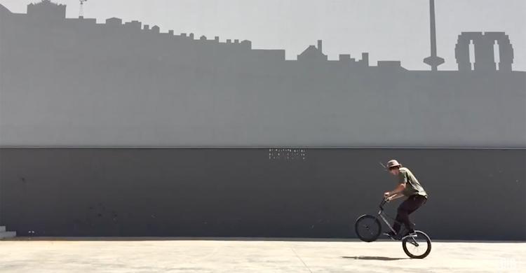 In The Cut: Simone Barraco In Barcelona