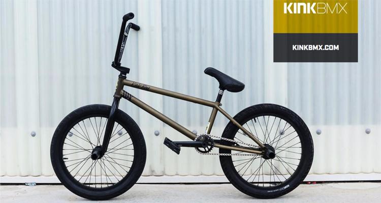 Kink BMX – Brock Olive Bike Check