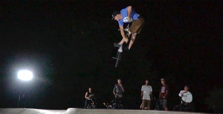 Pusher BMX – DTC Skatepark After Dark