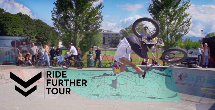 Ride Further Tour – Stop #5