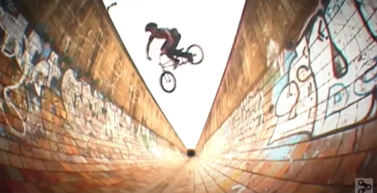 Ruben Alcantara NORA Cup Legend Tribute Video BMX