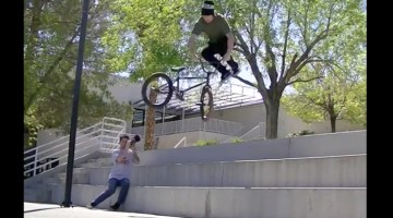 Sammy Combs Planet Earth About To Be Recycled BMX video