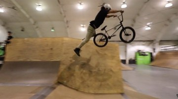 Scotty Cranmer Super Hero In My Skatepark BMX video