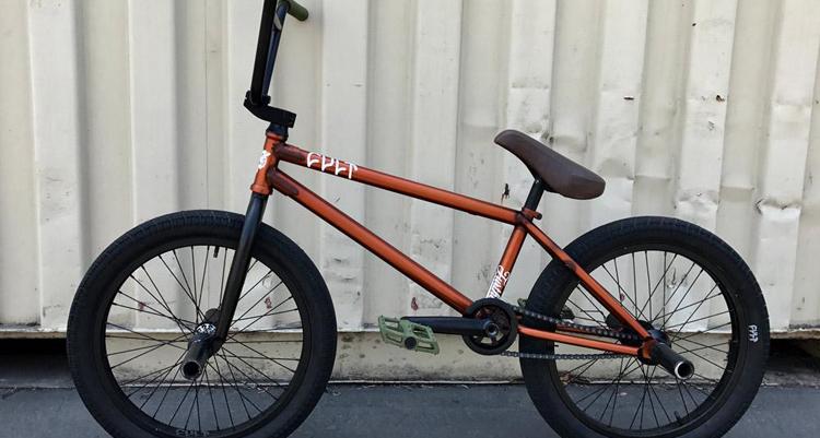 Cult – Sean Ricany Bike Check