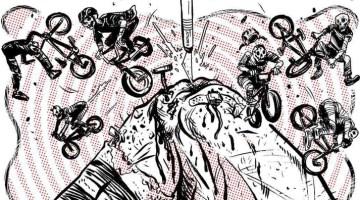Todd Nichols Benefit Jam BMX Flyer