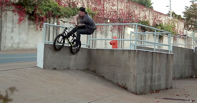 Business BMX II DVD – Harrison Forward Section