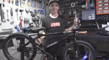 Colony BMX Josh Dove Sweet Tooth Bike Build Video