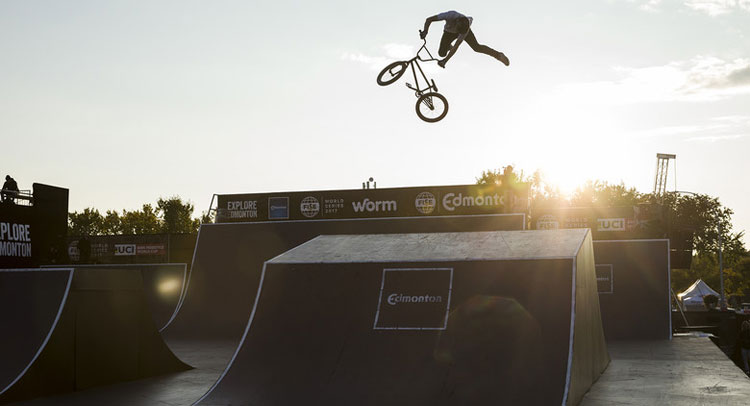 More On Freestyle BMX In The Olympics