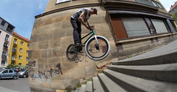Federal Bikes Jakub Juza Fall 2017 BMX video