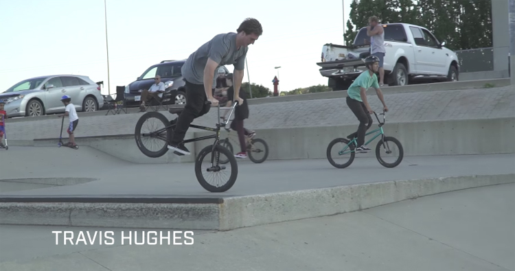 Kink BMX – Mississauga Skatepark Jam