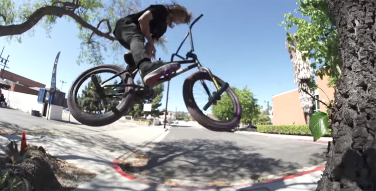 Merritt BMX – Brandon Begin Lost Footage