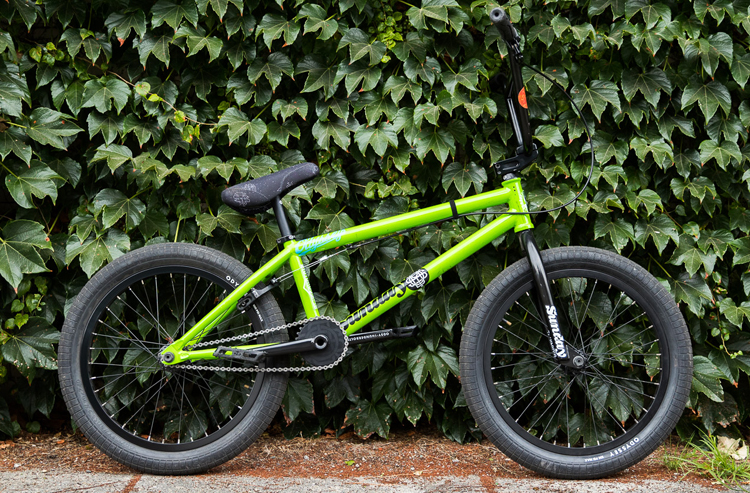 Odyssey Bmx Aaron Ross Bike Check