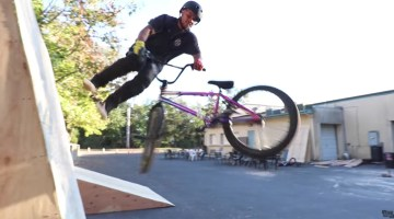 Scotty Cranmer Building New Ramps
