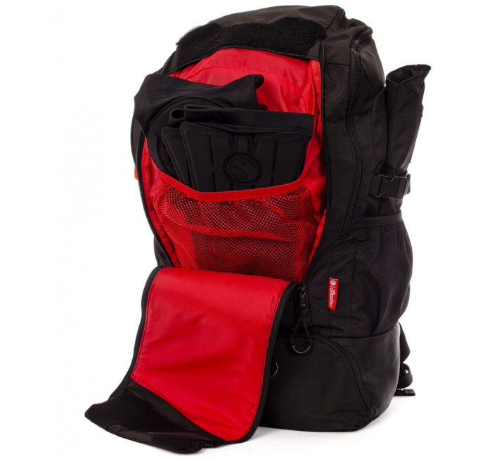 The Shadow Conspiracy Session Backpack BMX