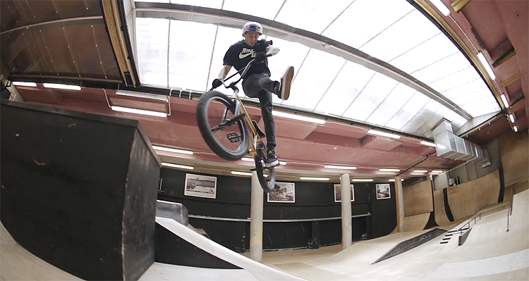 Source BMX - lock In: Kriss Kyle