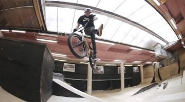 Source BMX Kriss Kyle Lock In BMX video