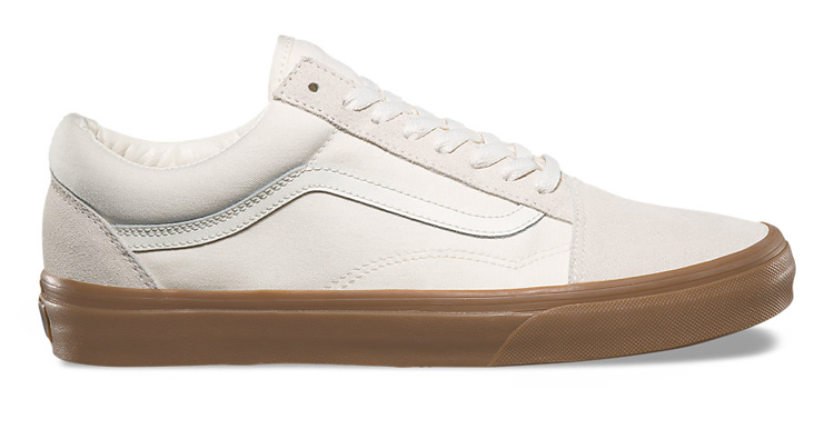 Vans Suede Canvas Old Skool Shoe