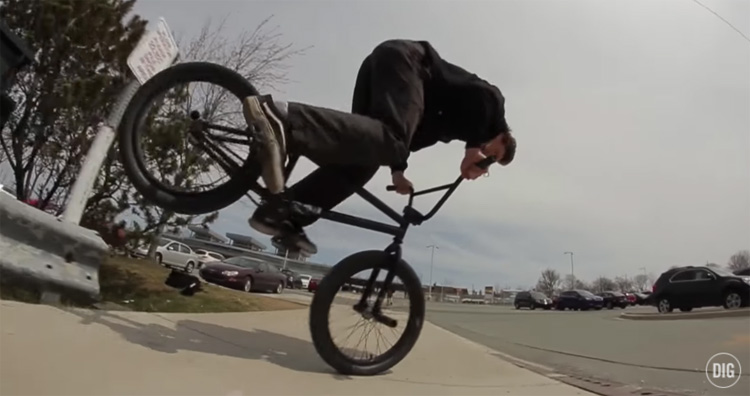 Business BMX II DVD – Ryan Wright Section