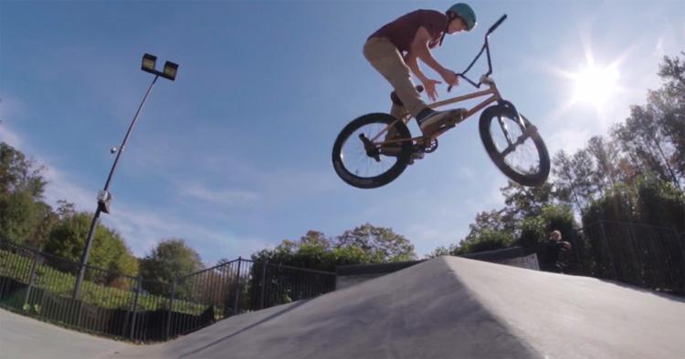 Eastern Bikes Atlanta BMX Video