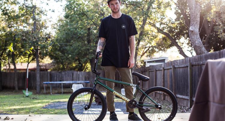 Eclat BMX – Dan Coller Bike Check