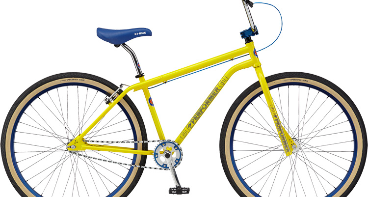 GT Bicycles Pro Performer BMX Bicycle 2018