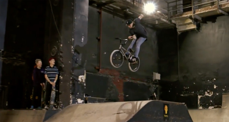 Par BMX Kablys Adventure BMX Video