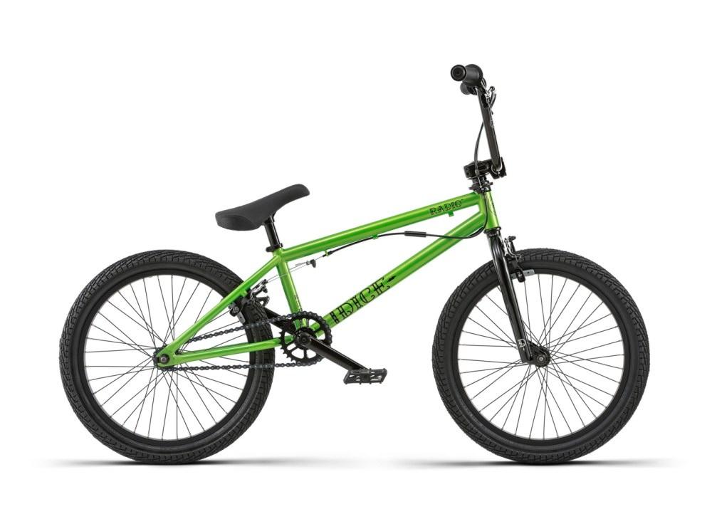 Radio Bikes 2018 Dice FS BMX bike