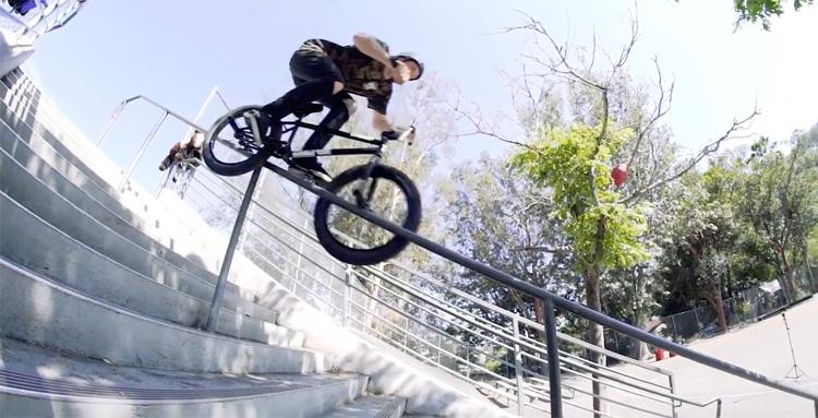 Colony BMX – Jack Kelly In California