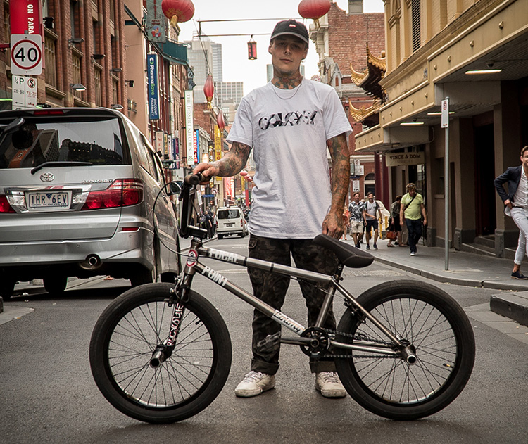 Colony BMX Polly Bike Check BMX