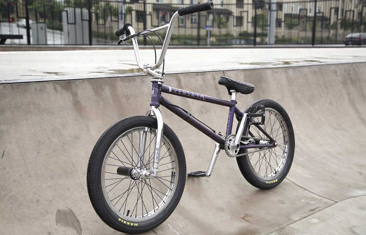 Colony BMX Victor Salazar BMX Bike Check