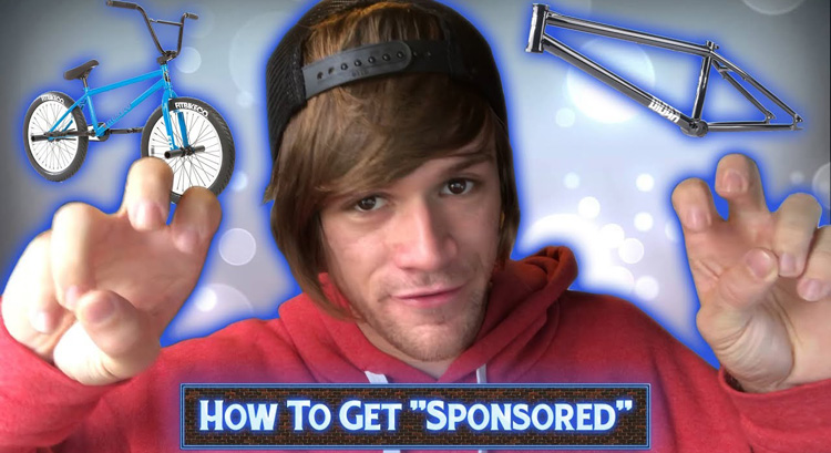 How To Get Sponsored For BMX