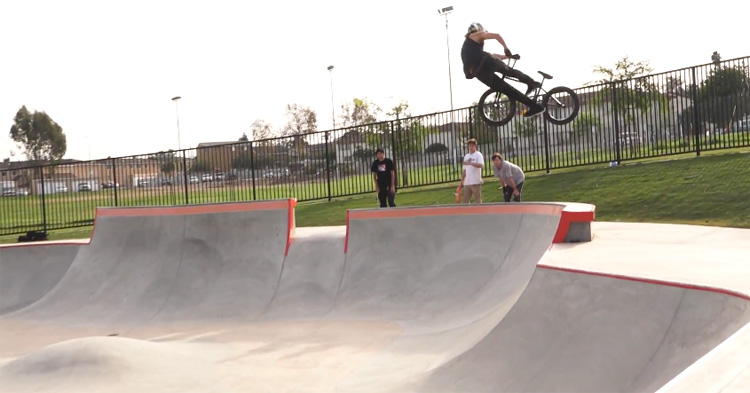 Linda Vista Skatepark Sessions