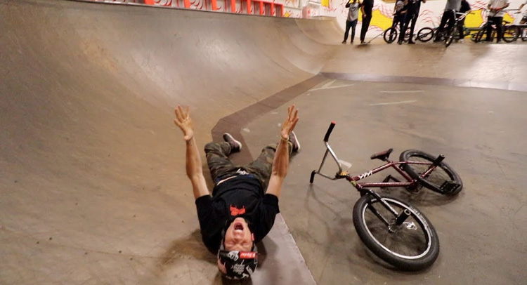 Scotty Cranmer – Game of Bike at the Skatepark of Tampa