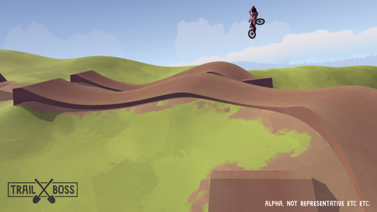 "Pumped BMX Announces ""Trailboss"" Game"