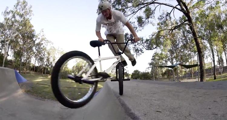 Colony BMX – Clint Millar at Windaroo